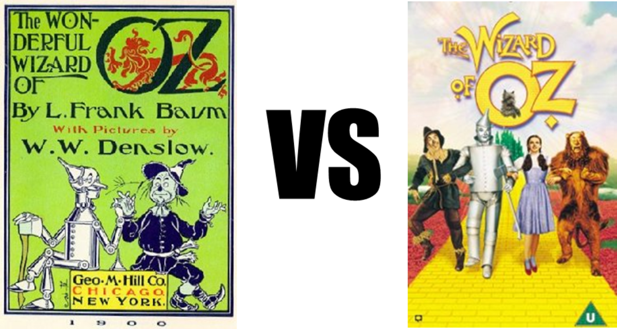 8 Differences Between the Wizard of Oz Movie and Book