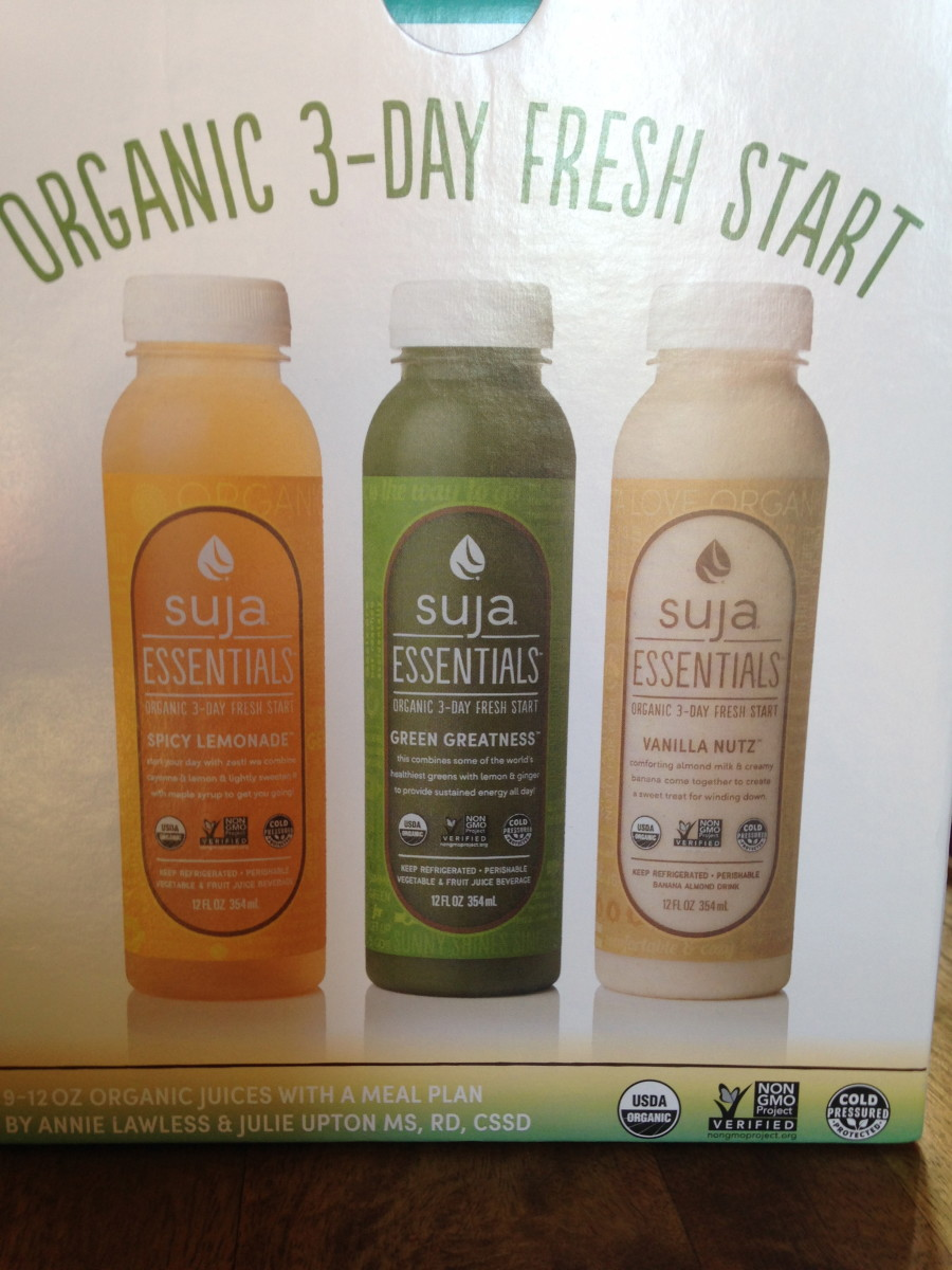 Suja 3-Day Fresh Start