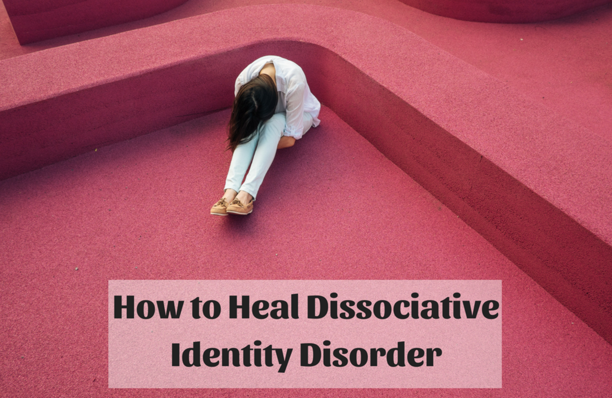 Dissociative Identity Disorder is not a mental illness, but rather a natural response and a reaction to repetitive, overwhelming, life-threatening events.
