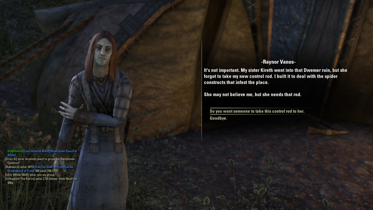 The Elder Scrolls Online Walkthrough - Mournhold: The Dungeon Delvers, The Light Fantastic