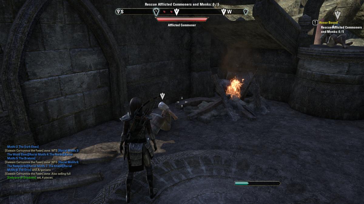The Elder Scrolls Online Walkthrough - Mournhold: Honor Bound