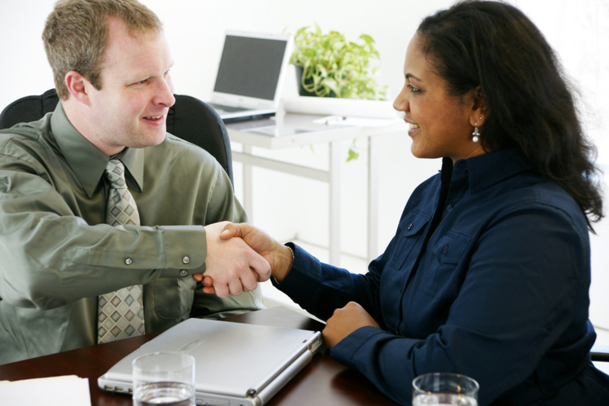 The interviewer will try to establish how serious you are about your career in the long term.