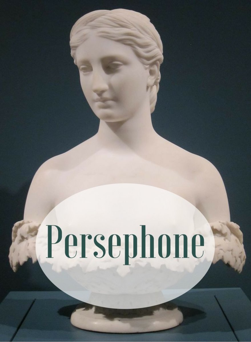 Persephone: Queen of the Underworld | Owlcation