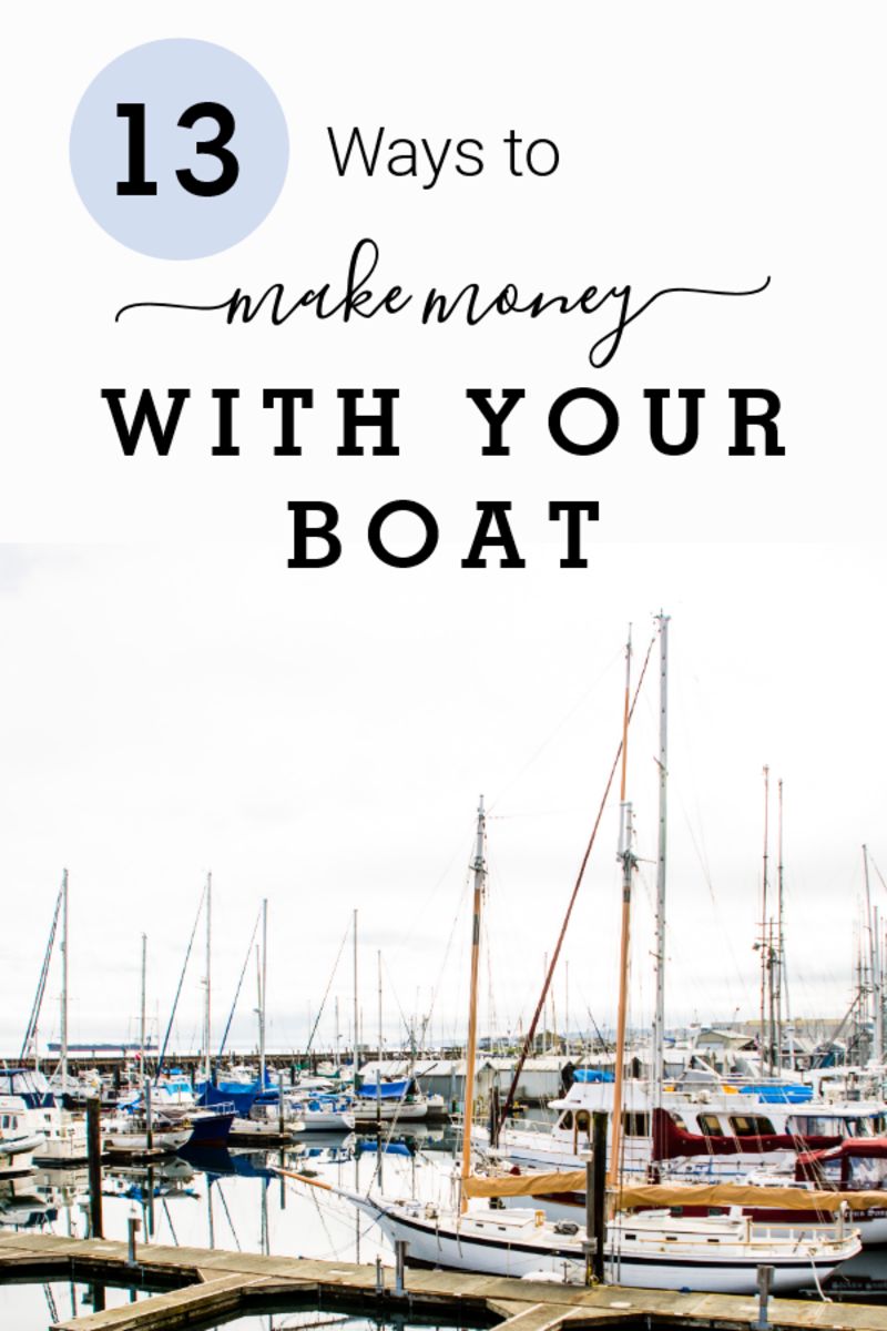make money with your boat