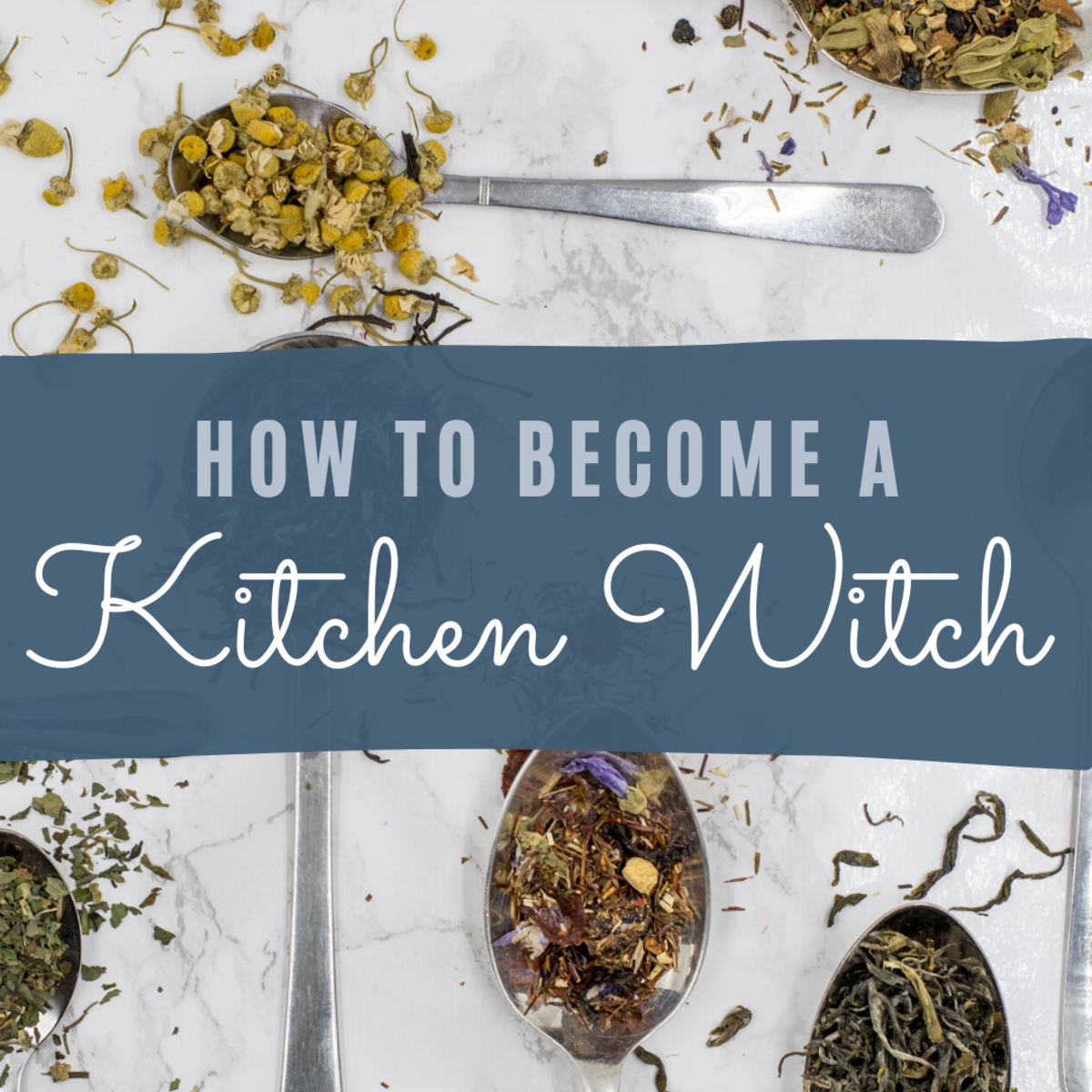 Types of Witches: How to Become a Kitchen Witch