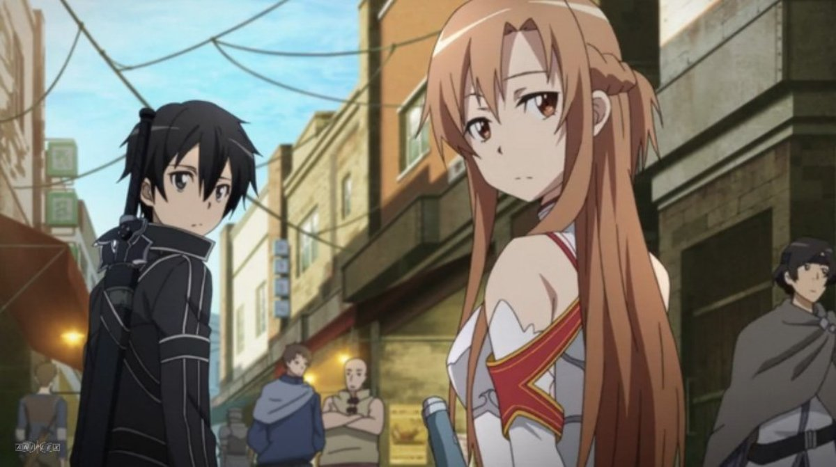 10 Anime Like Sword Art Online