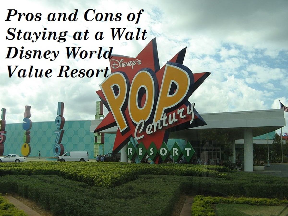 walt disney disadvantages We often hear the stories of how good solo travelers to disney world have it during their vacation after all, the only agenda they have is their own it's a very.