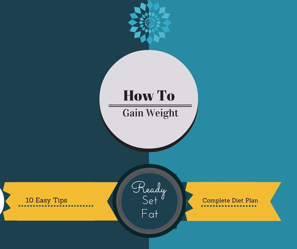 How to Gain Weight - A Complete Diet Plan