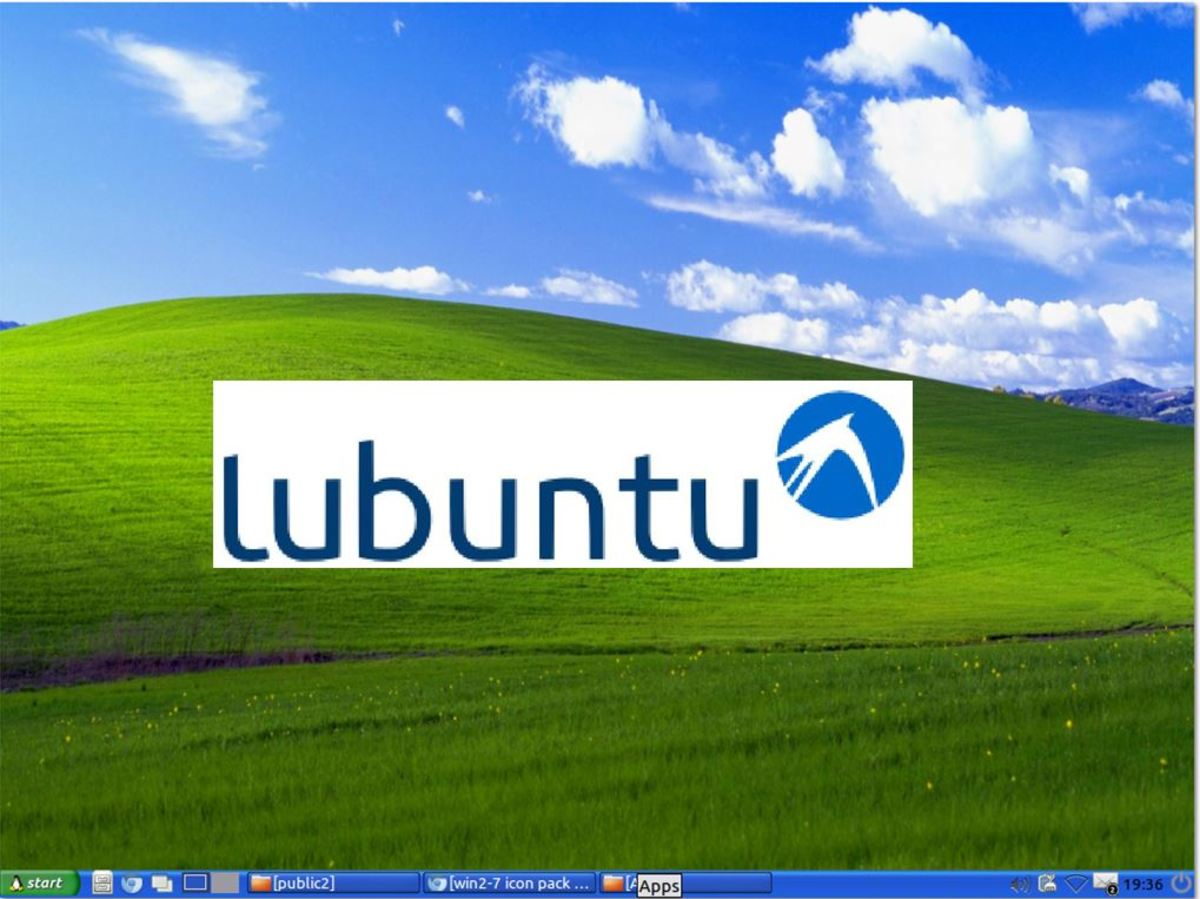 How To Make Lubuntu Look Like Windows XP