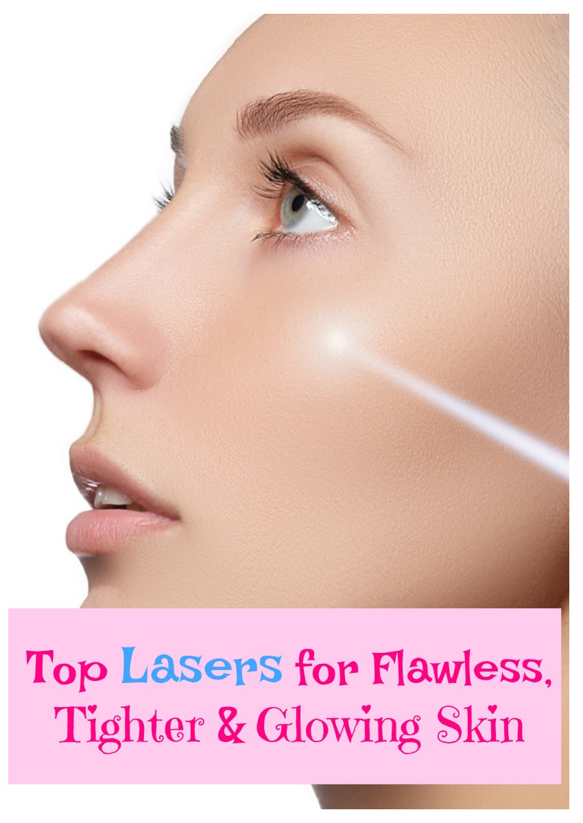 Best tightening skin lasers to lift and firm the skin