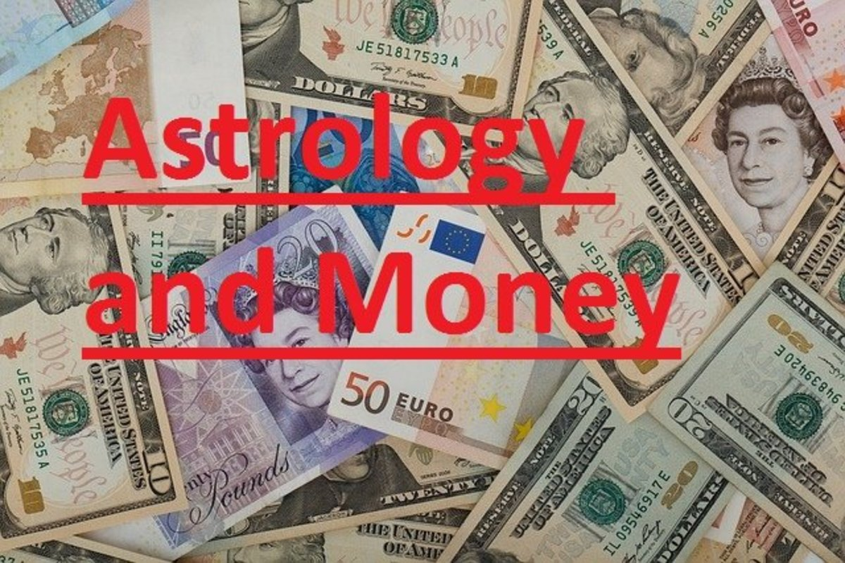 Astrological Signs and Money