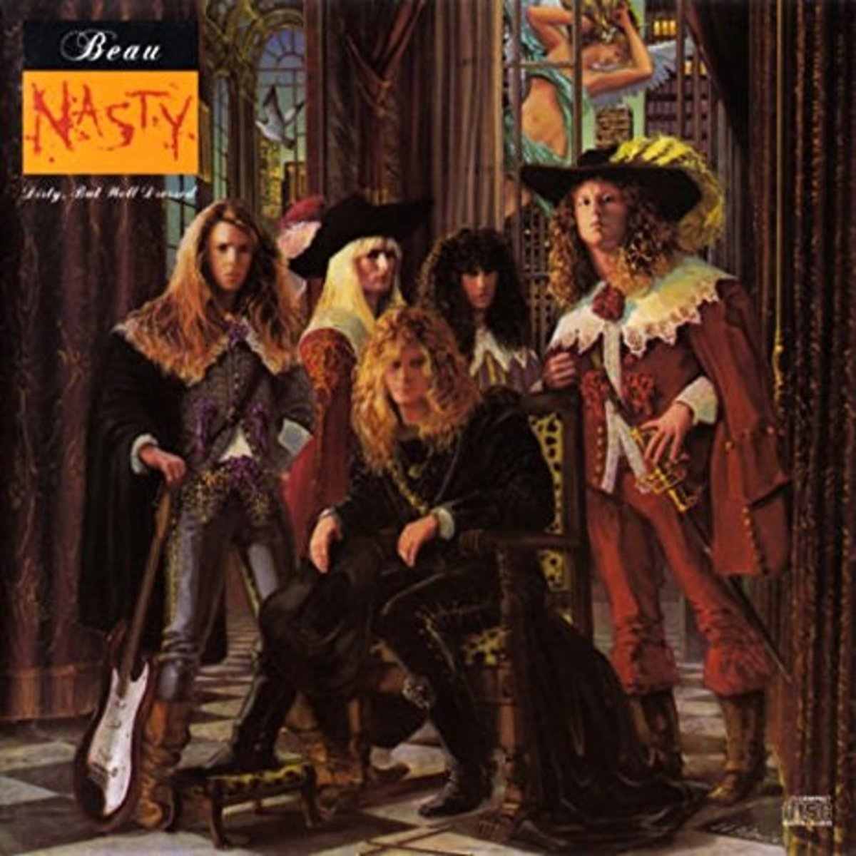 Forgotten Hard Rock Albums: Beau Nasty,