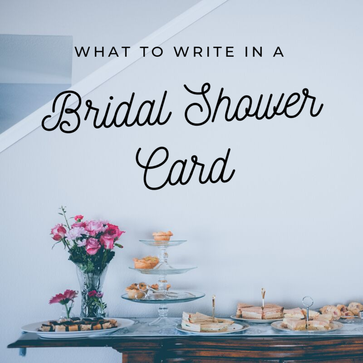 Example Bridal Shower Card Messages