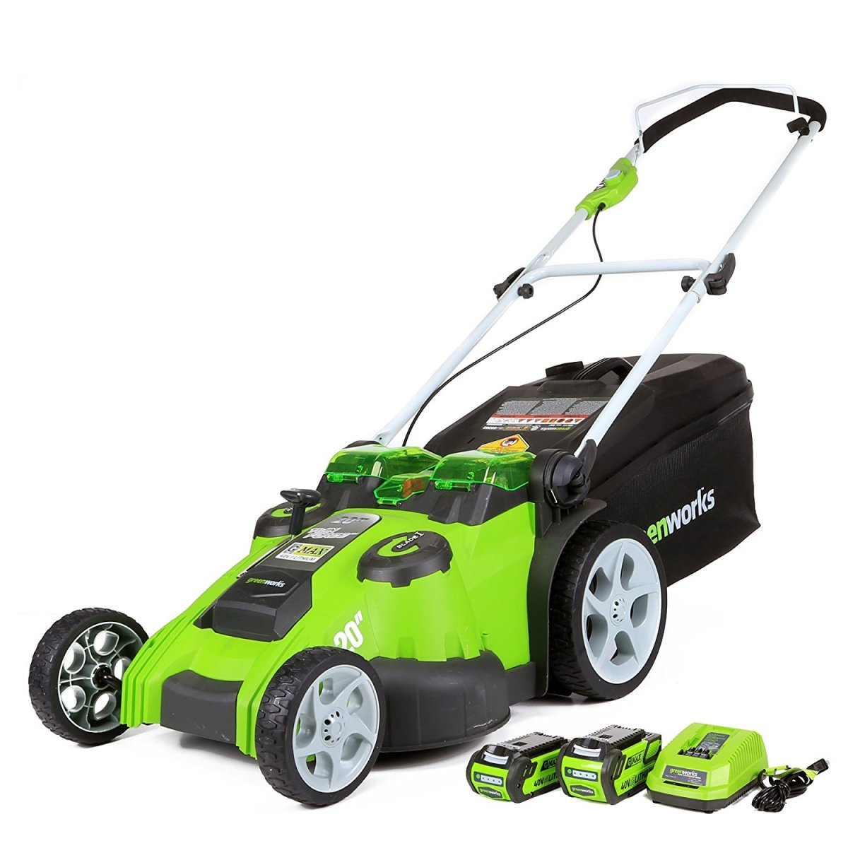 GreenWorks G-Max Mower: Pros and Cons From an Owner