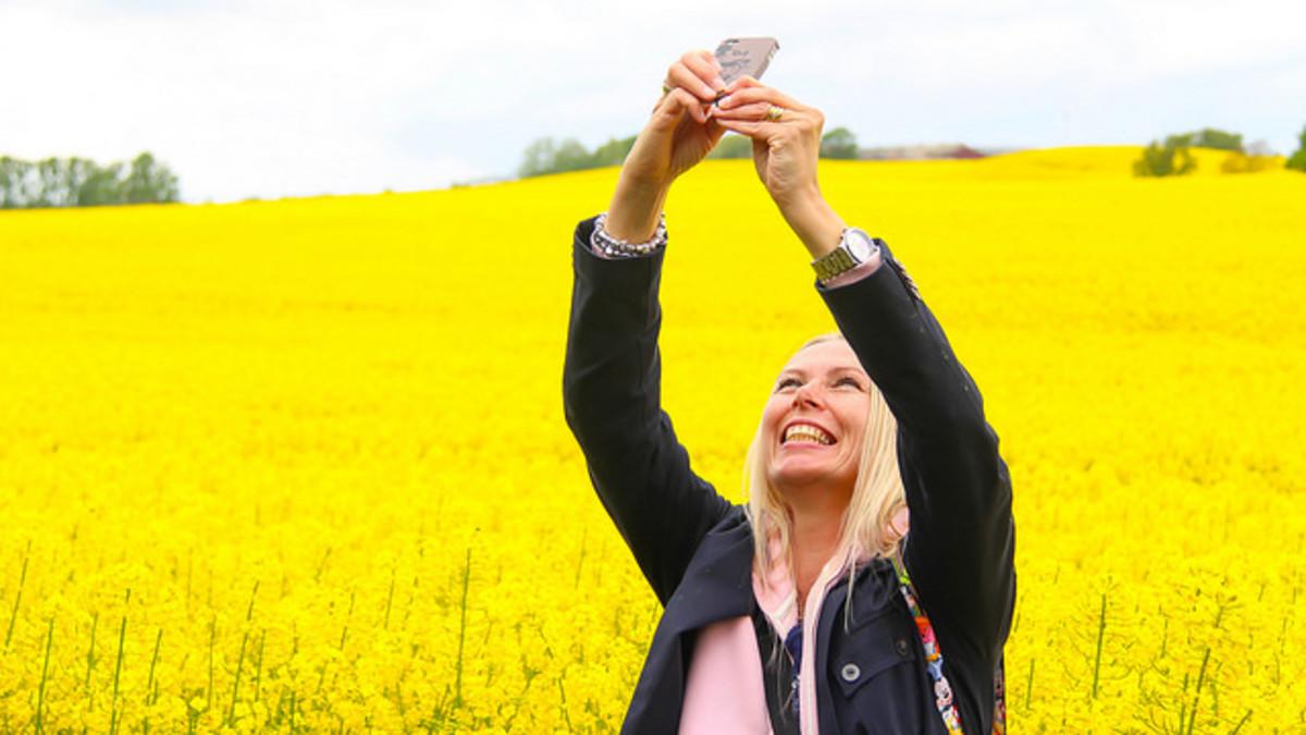 No Selfie Summer Challenge