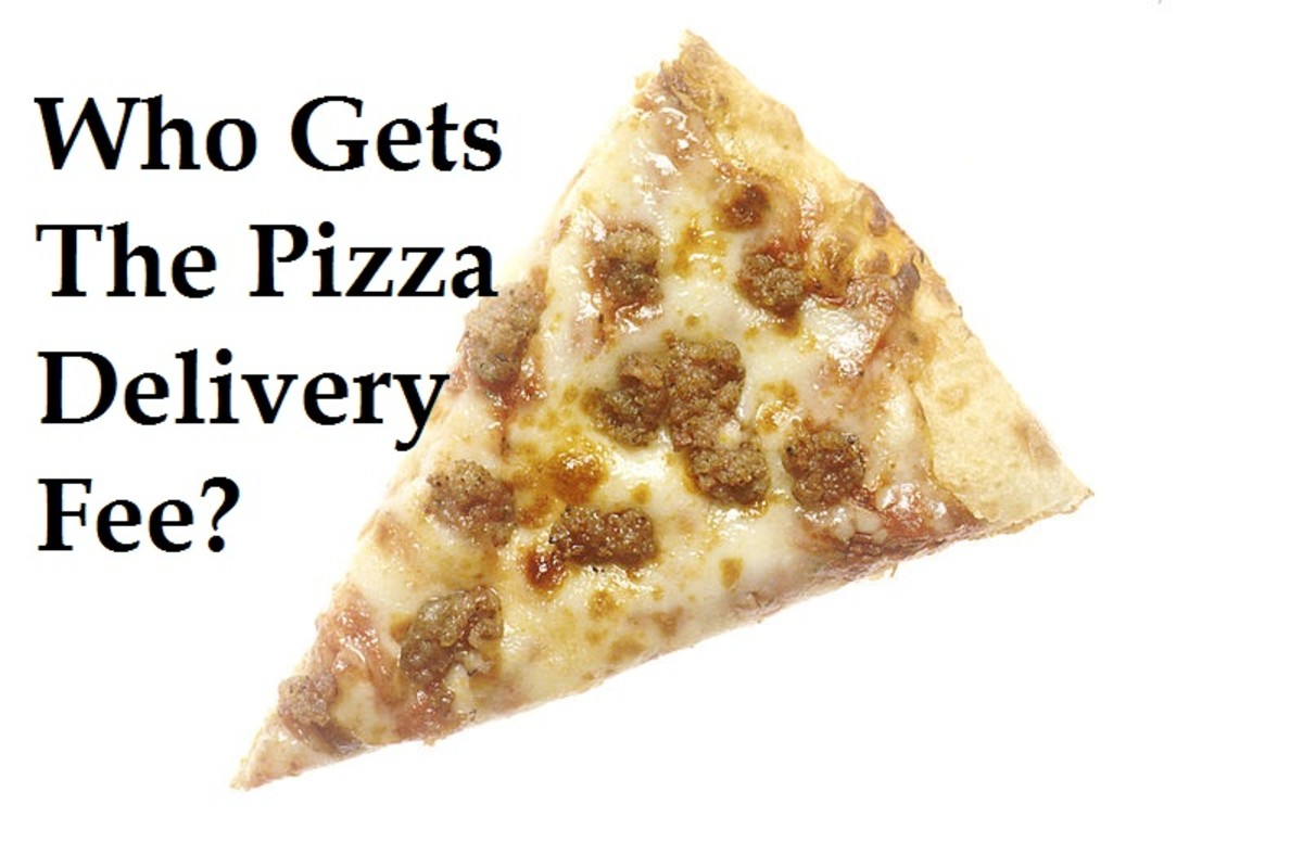 Is the Pizza Delivery Fee a Tip?