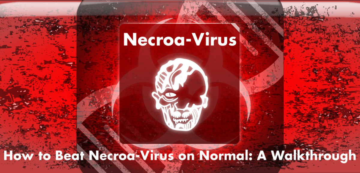"How to Beat ""Plague Inc."" Necroa Virus on Normal"
