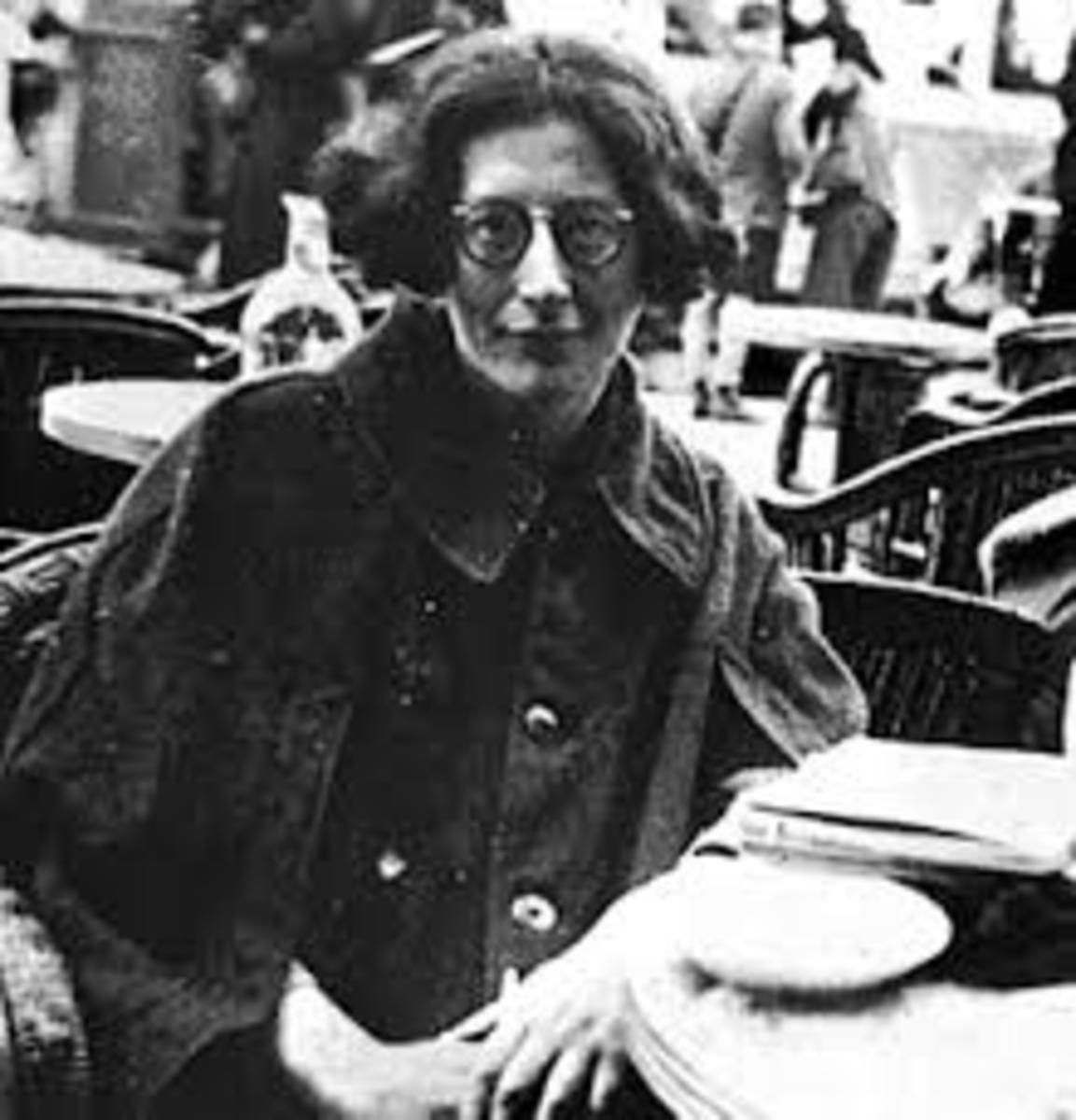 The Love of God and Affliction by Simone Weil