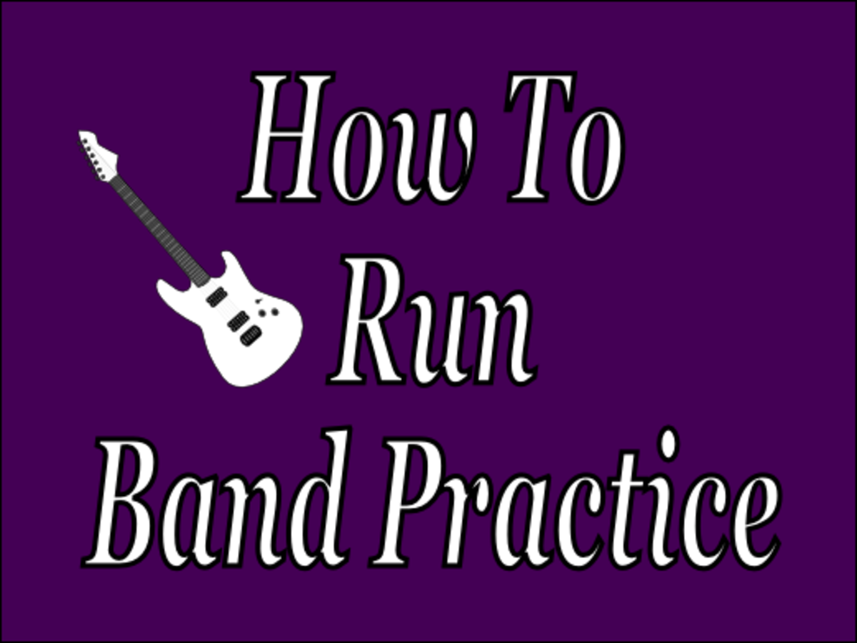 Learn how to run band practice the smart way.