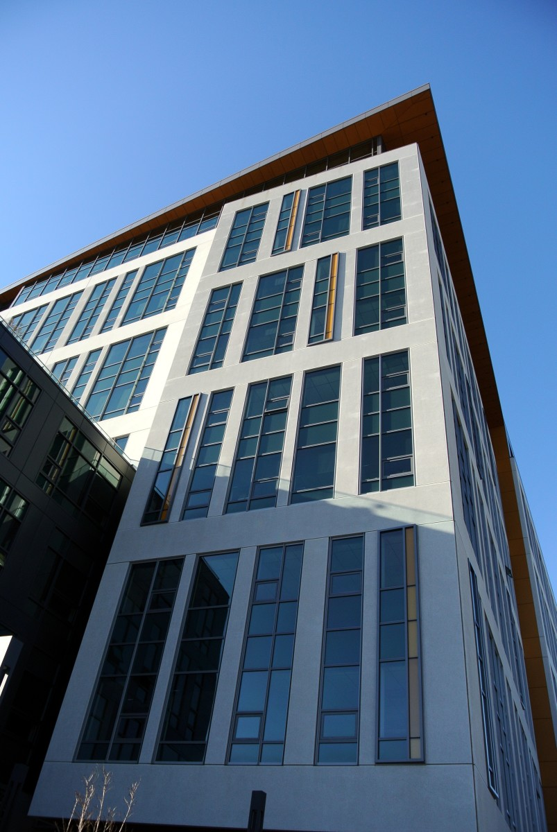 Amazon's Headquarters in Seattle, Washington