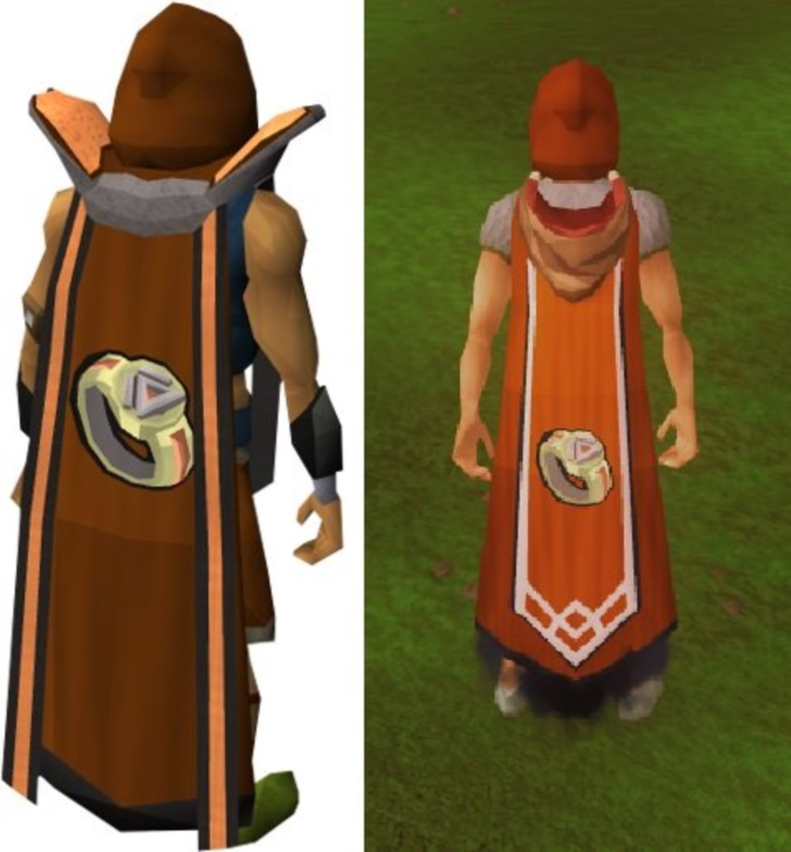 Dungeoneering Skillcape and Master Cape