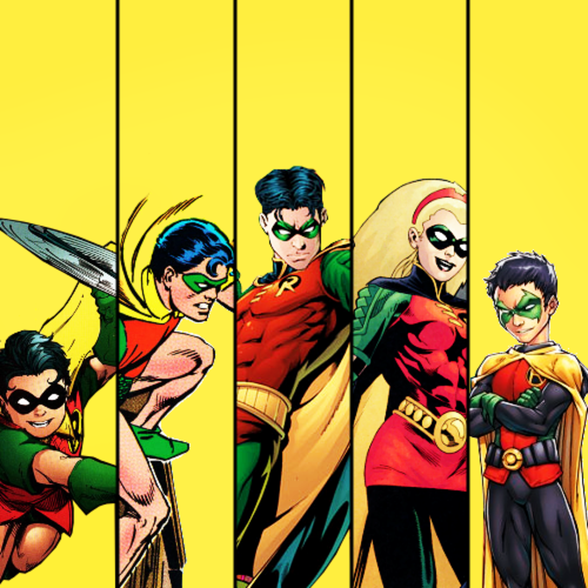 Who Is Robin? A Look at Batman's Sidekicks Over the Years