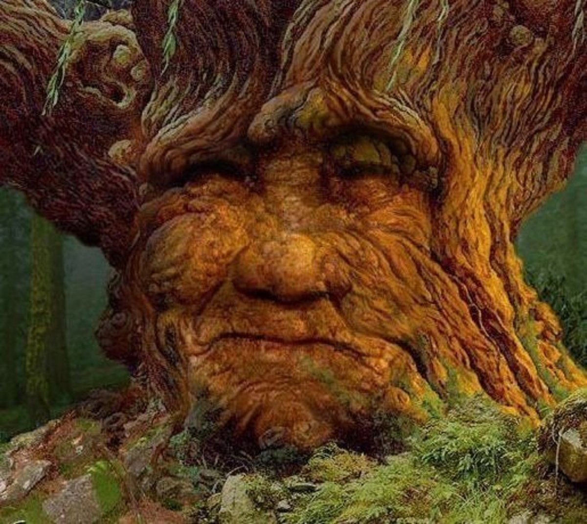 My Friend the Oak