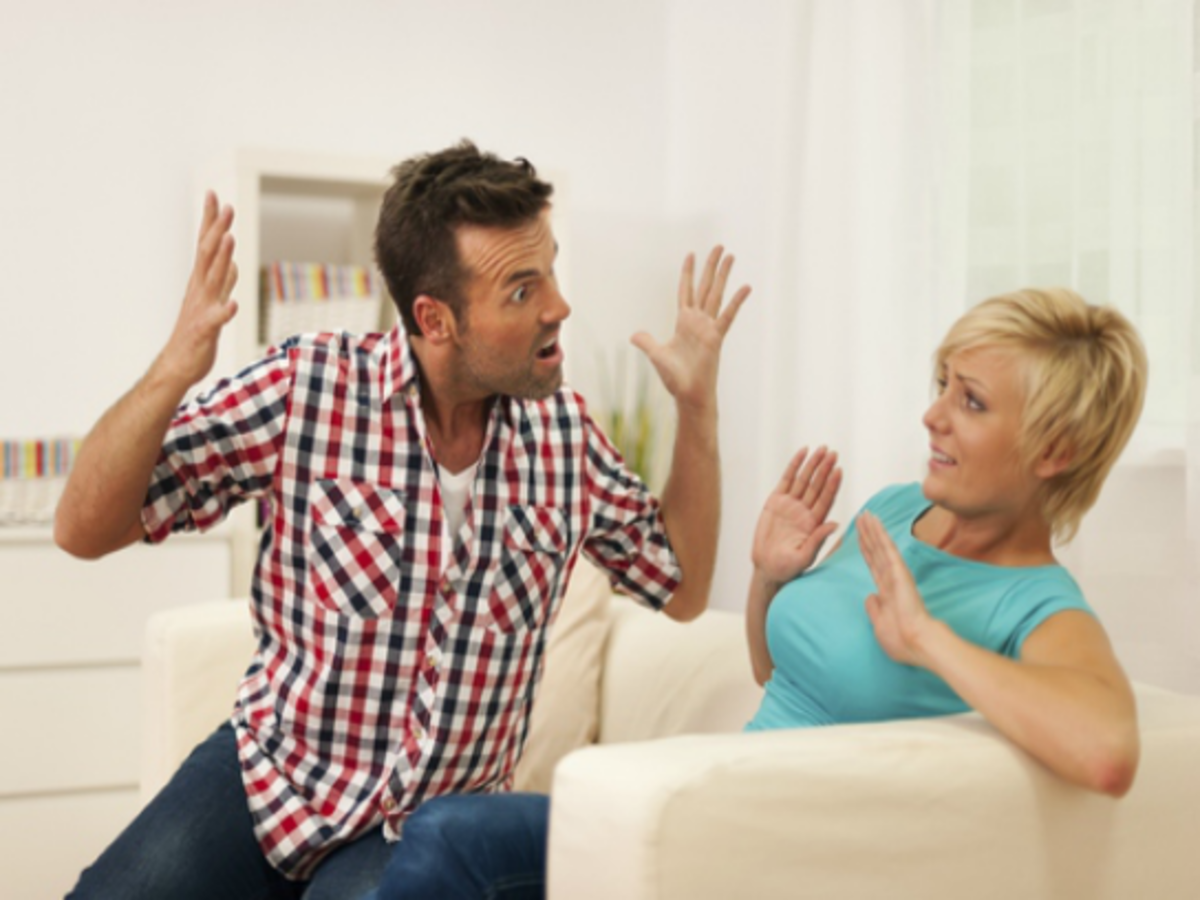 Five Common Complaints Husbands Have About Their Wives