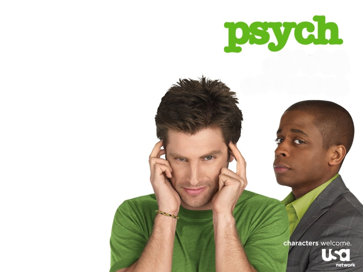 "12 Must-See Episodes of ""Psych"""