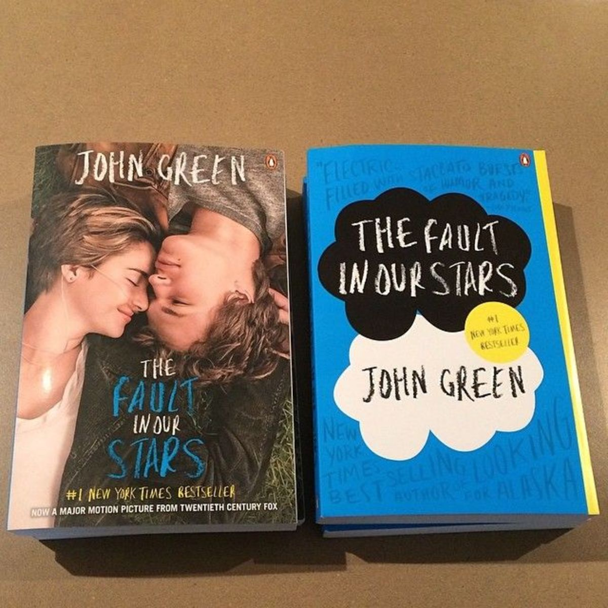 Review of 'The Fault in Our Stars' Book and Movie