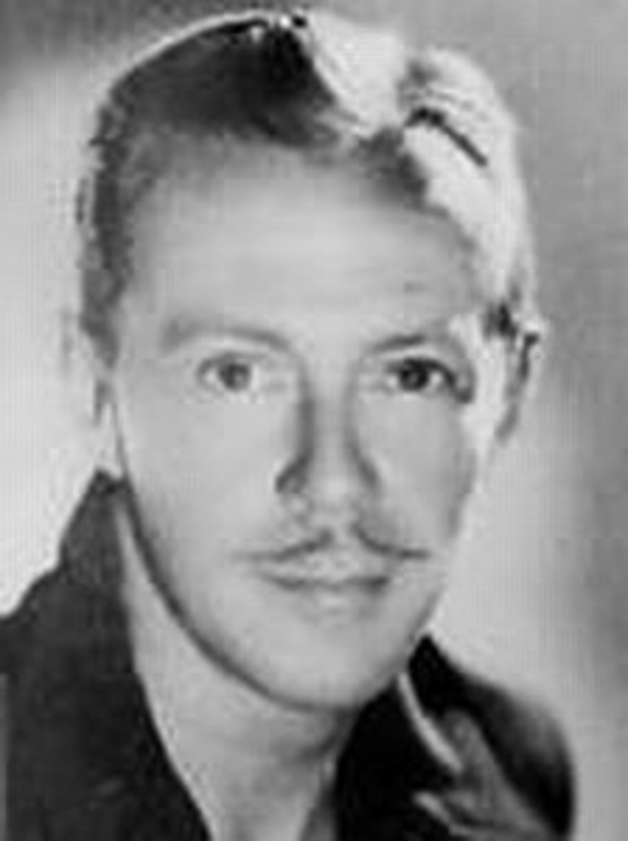 Early 1950s portrait of Samuel Steward.