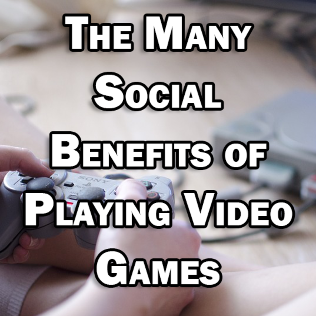 The Many Social Benefits of Playing Video Games | LevelSkip