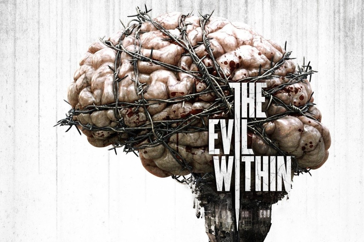 """""""The Evil Within"""" Cover Art"""