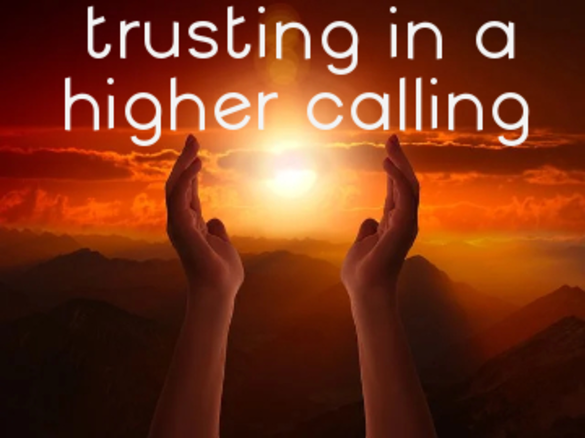 Poem: Trusting in a Higher Calling