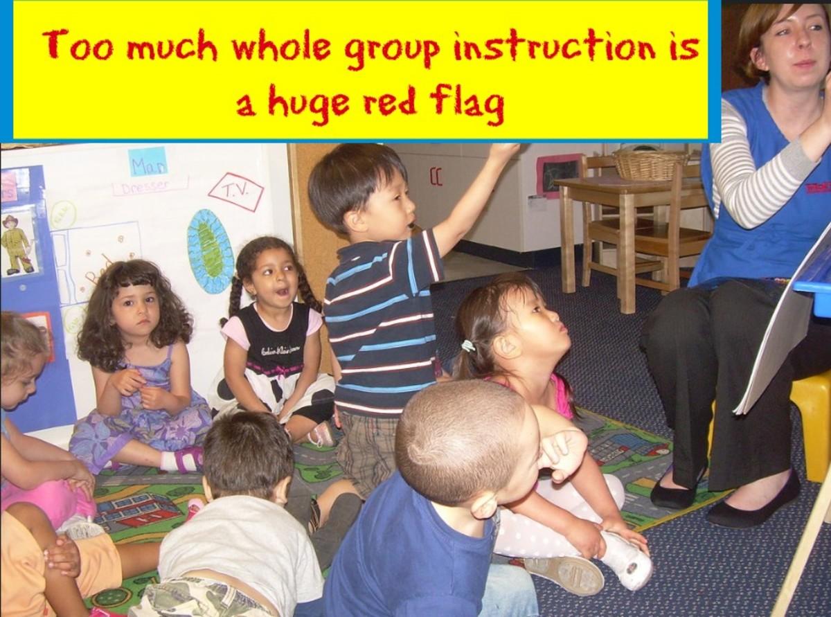 Signs of a Bad Preschool: 5 Red Flags That Should Alert Parents