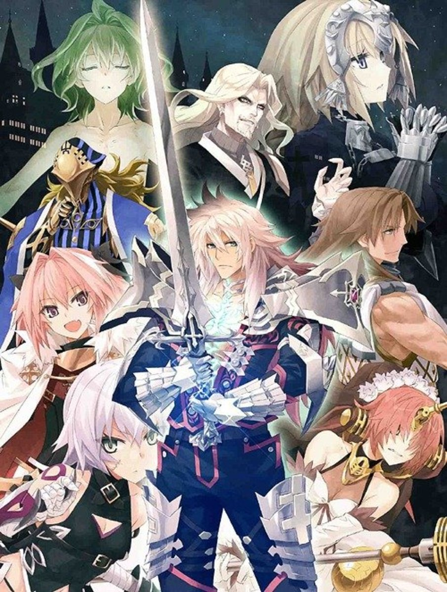 Anime Review: 'Fate/Apocrypha' (2017)
