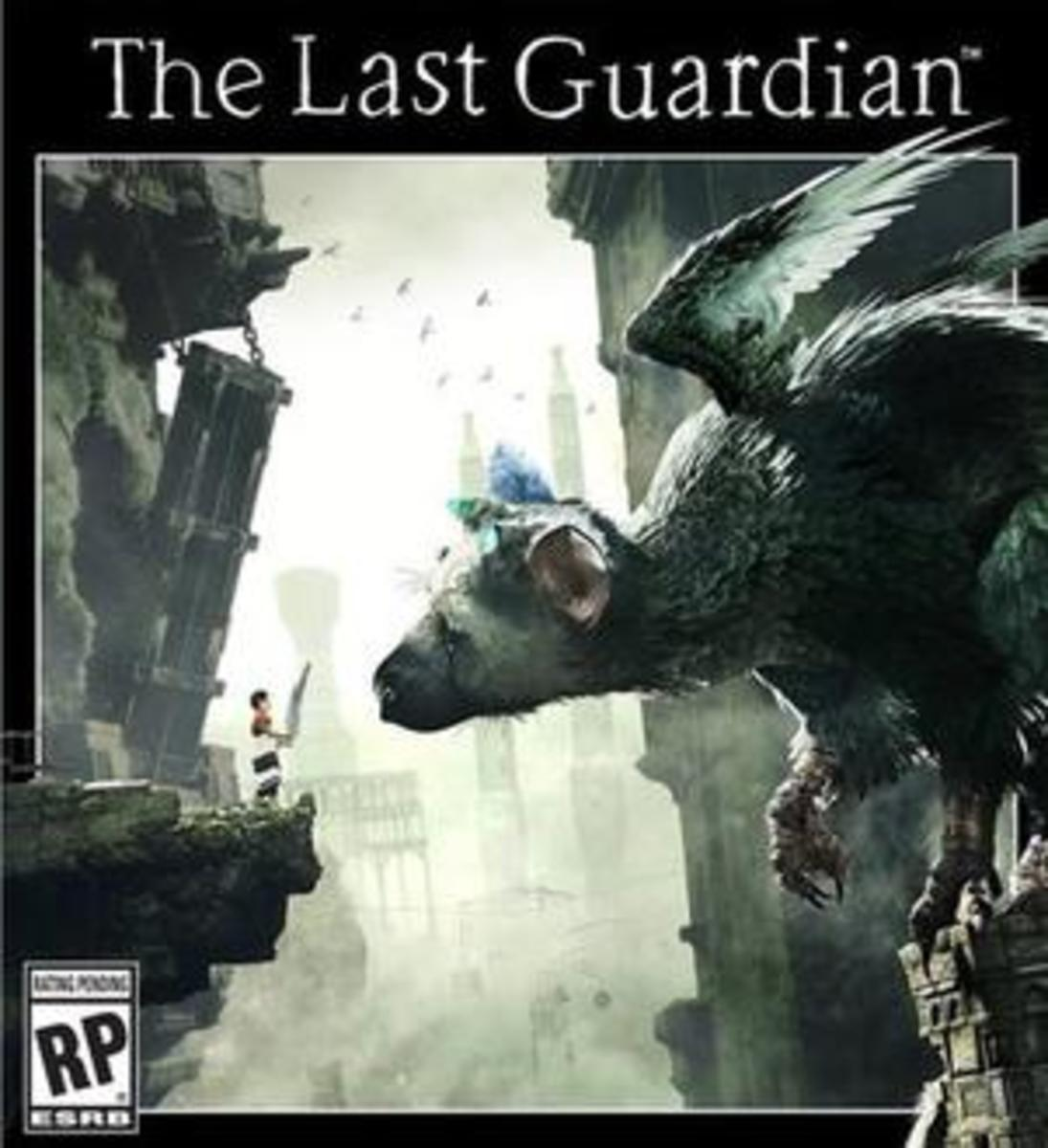 Videogame Review: The Last Guardian (2016) PlayStation 4 Exclusive