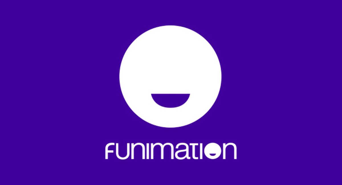 Funimation's logo.