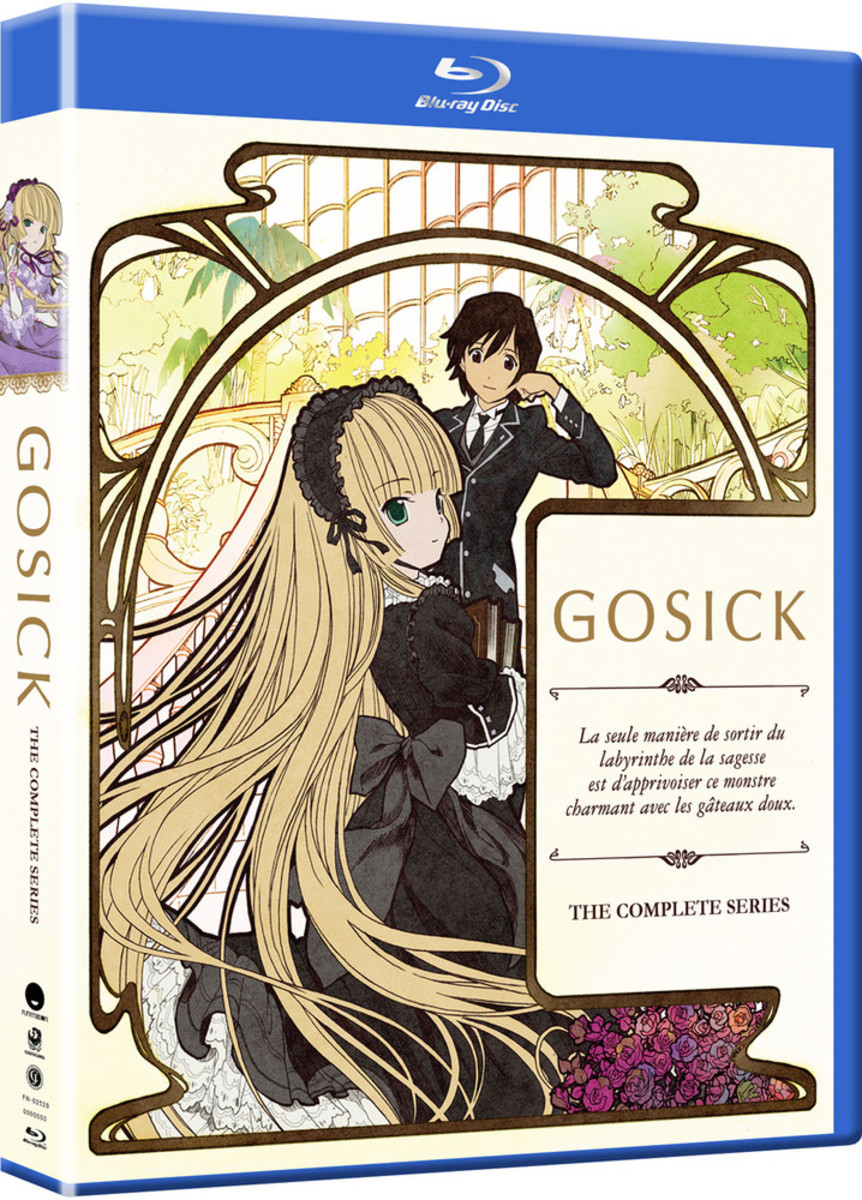 Anime Review: Gosick (2011)