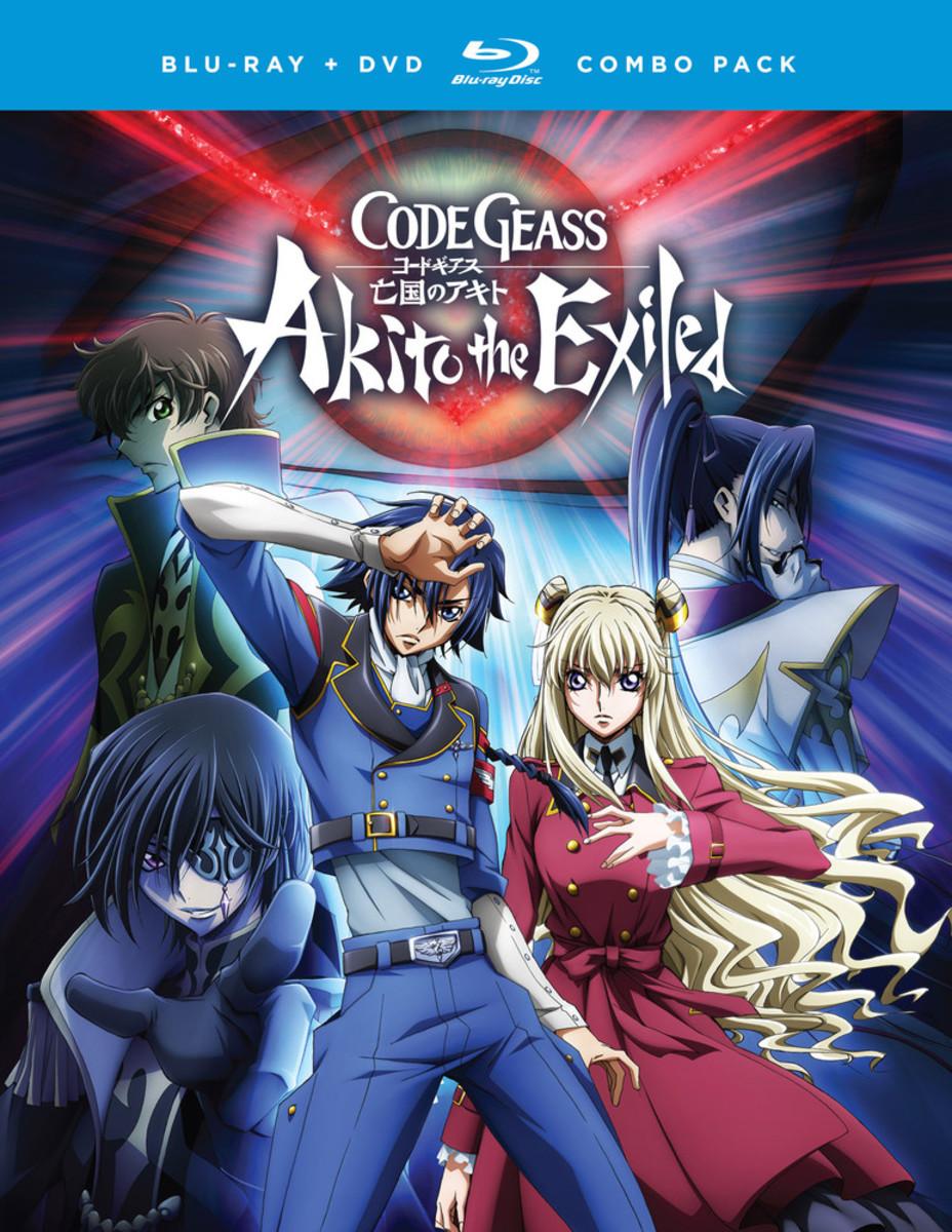 Anime Review: 'Code Geass: Akito the Exiled' (2012) OVA | ReelRundown