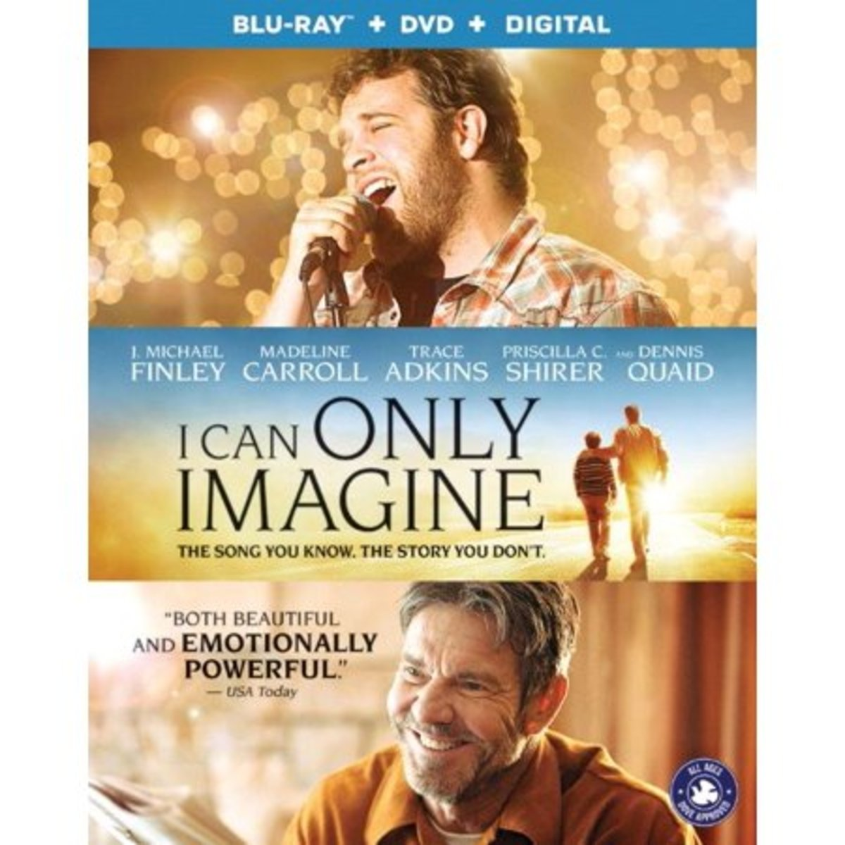 Movie Review: 'I Can Only Imagine' (2018)
