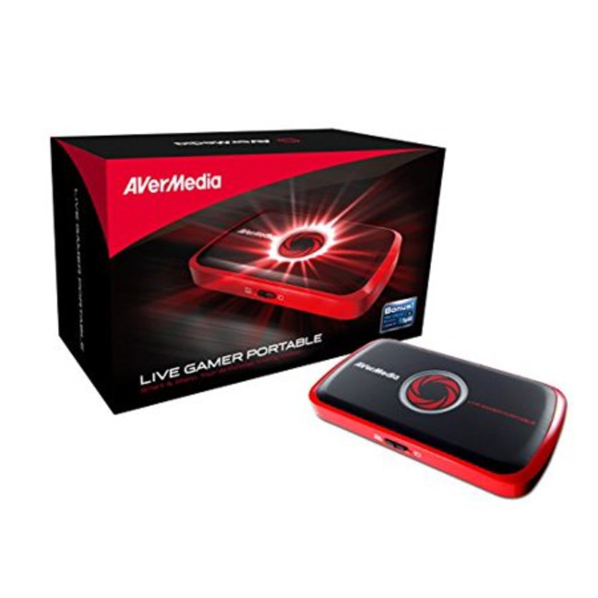 Video Capture Card Review: Avermedia Live Gamer Portable