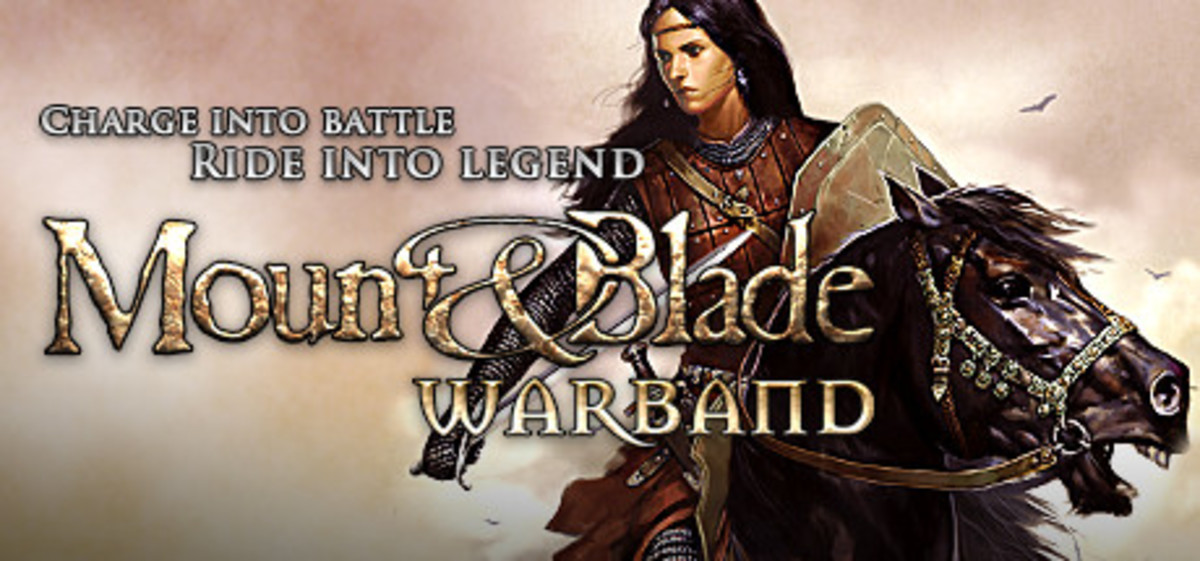 "The ""Mount and Blade: Warlord"" cover."