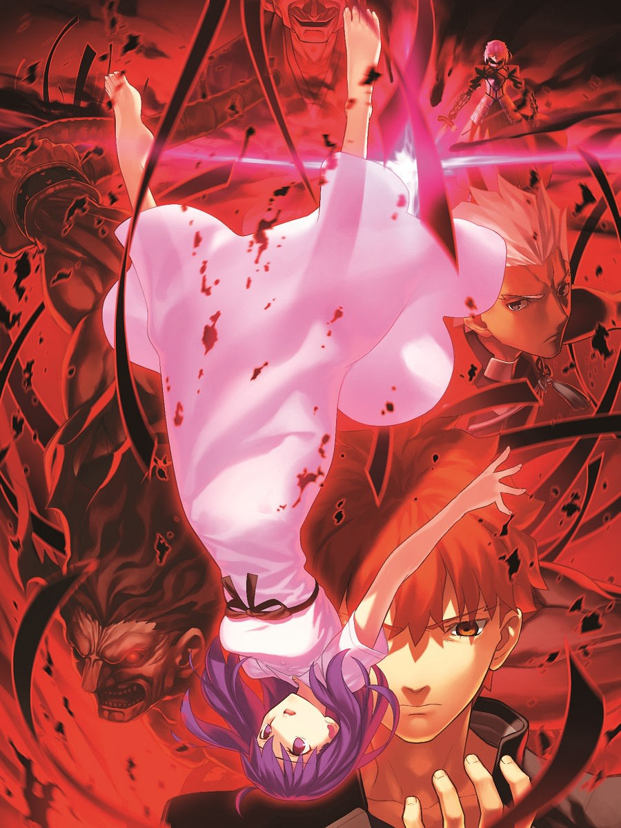 Anime Movie Review Fate Stay Night Heavens Feel Ii Lost