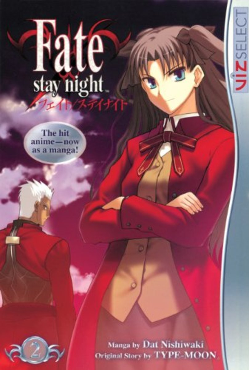 Manga Review: Fate/Stay Night Volume 2 by Dat Nishiwaki