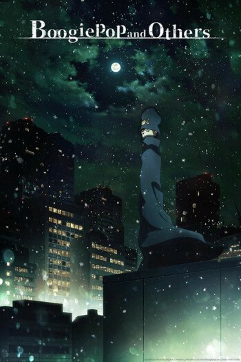 Anime Review: 'Boogiepop and Others' (2019)