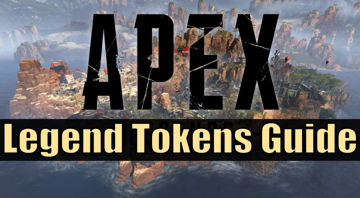 """Apex Legends"" Legend Tokens & Character Unlock Guide"