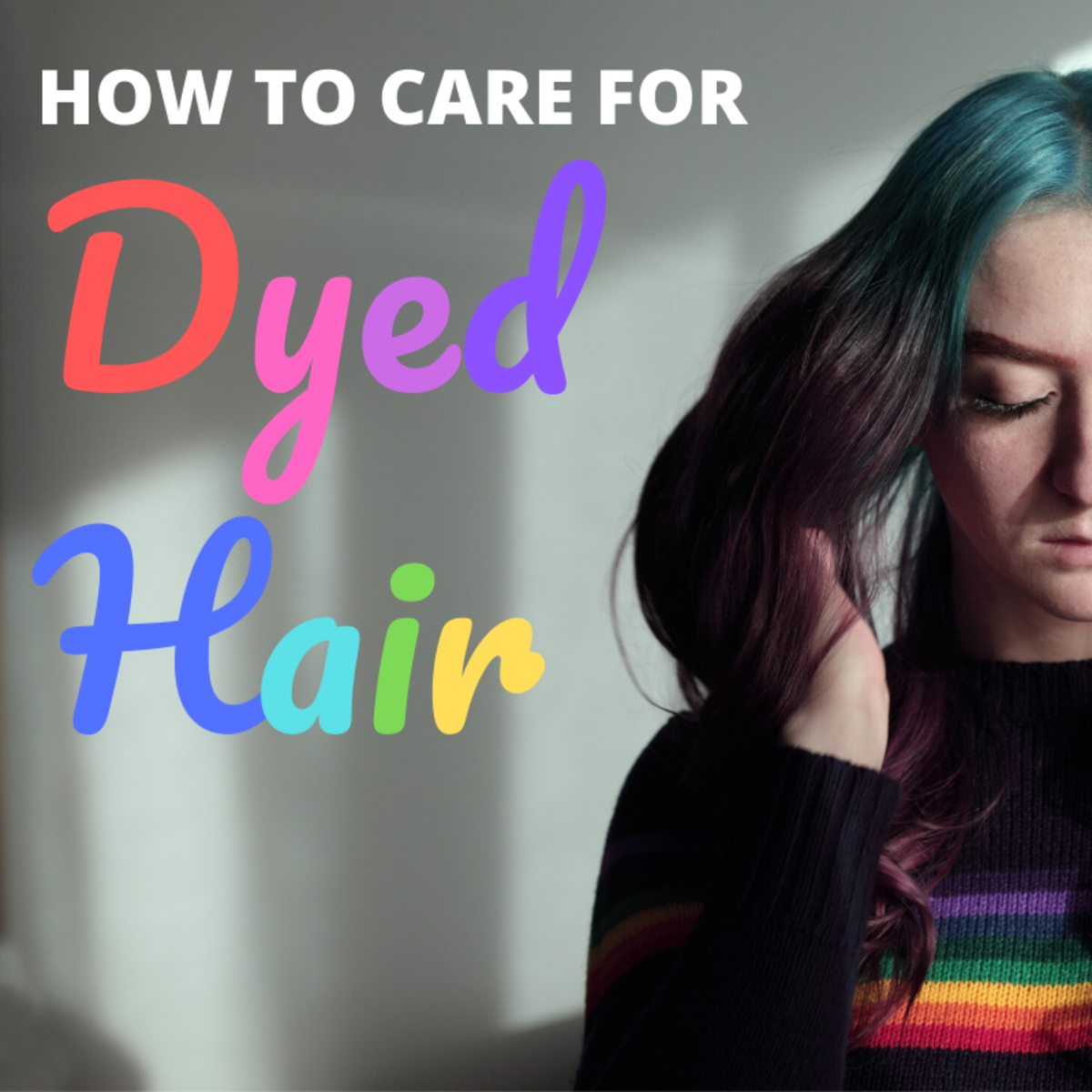 Learn everything you need to know to keep your dyed hair healthy, vibrant, and colorful.