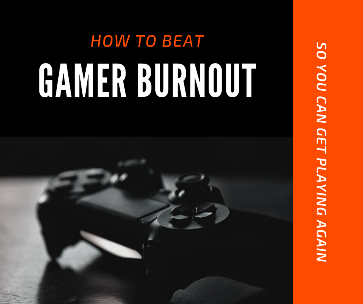 12 Ways to Beat Gamer Burnout