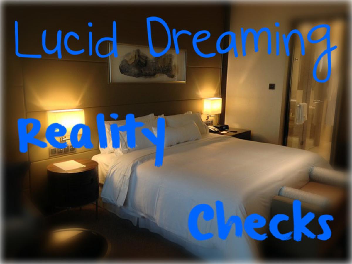 12 Lucid Dreaming Reality Checks